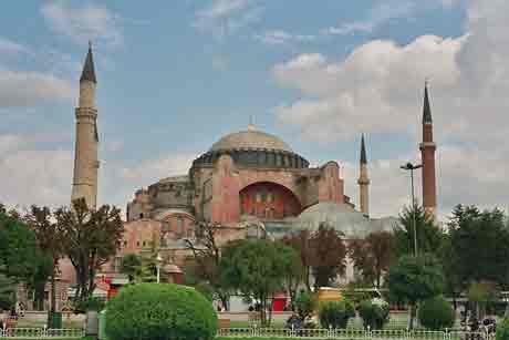 Estambul V: la sensación de los espacios