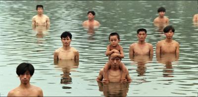 Zhang Huan: raro, raro,raro